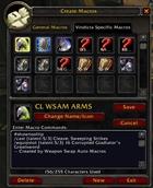 Weapon Swap Auto Macros