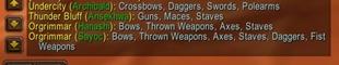 WeaponTrainers
