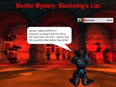 WMM: Blackwing\'s Liar