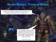 WMM: Throne of Wonder