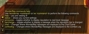 WonderRep (Reputation)