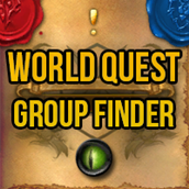 wow addon World Quest Group Finder