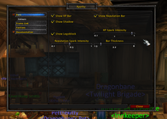 wow addon Xparky